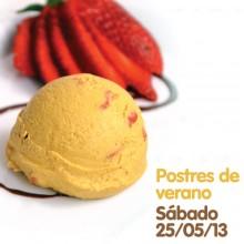 Taller Creativo Raw Food Postres de Verano, 25/05/13